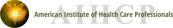 American Institute of Health Care Professionals logo