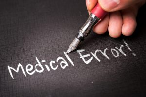 Medical error and malpractice can occur.  Please also review our Legal Nurse Consulting program