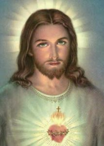 The Sacred Heart of Jesus.  Please also review our Christian Counseling Training