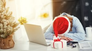 Holiday stress of customer service.  Please also review our Stress Management Certification
