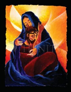 The combined sorrows of Mary and Jesus, offered to the Father through Christ. Please also review our Grief Christian Counseling Training